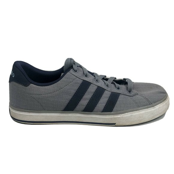 Adidas Neo Label Sneakers Mens Size 9 Blue Gray